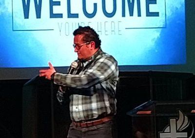 Pastor Mariano